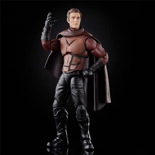 figura marvel legends magneto y professor x x-men