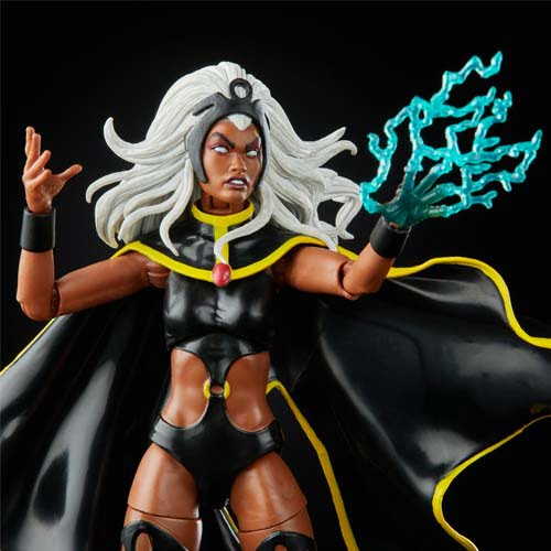 figuras marvel legends pack storm and thunderbird