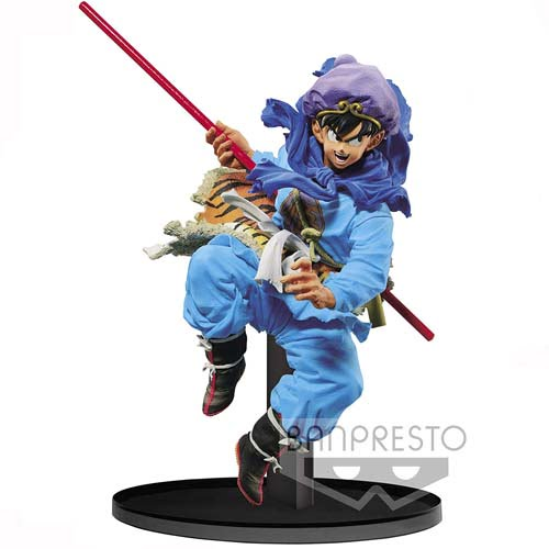 figura son goku colosseum dragon ball z banpresto