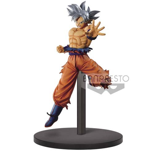 figura son goku dragon ball super ultra instinto