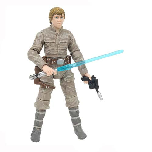 figura star wars kenner luke skywalker