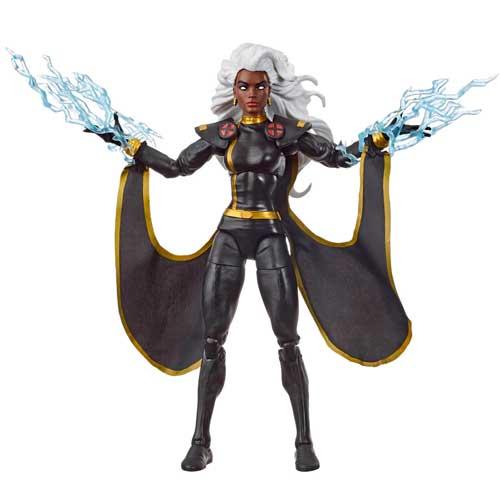 Figura Tormenta X-Men Marvel Hasbro Retro