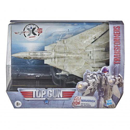 figura transformers maverick top gun hasbro