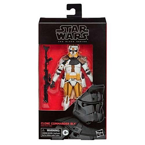 Figura Star Wars Black Series Clone Commander Bly