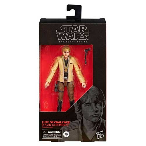star wars black series luke skywalker ceremony