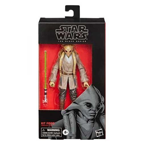 Figura Star Wars Black Series Kit Fisto