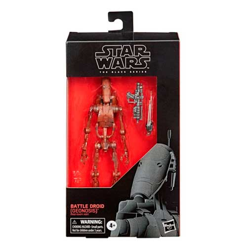 Figura Star Wars Black Series Battle Droid