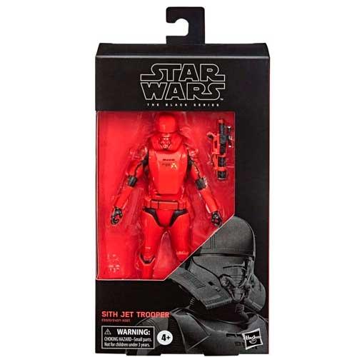 Figura Star Wars Black Series Sith Jet Trooper