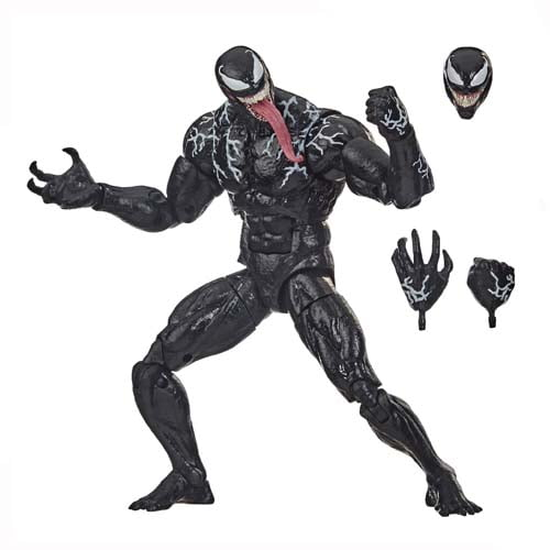 figura marvel legends venom 2 hasbro 2020