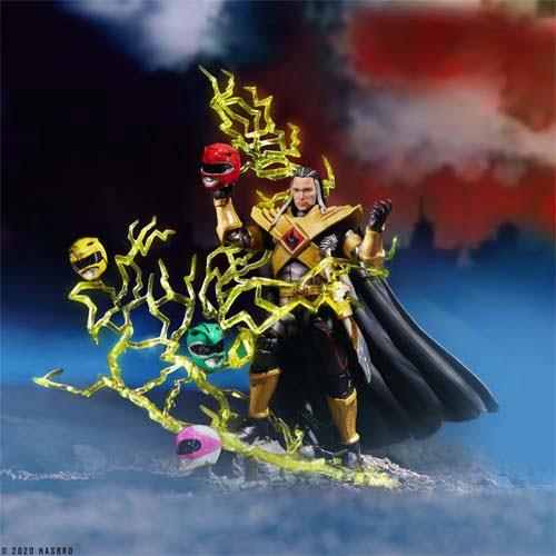 figura power rangers lord drakkon evo iii hasbro