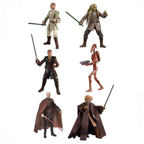 star wars black series wave completa jedi 2020