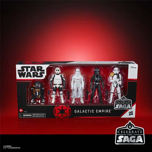 star wars celebrate the saga galactic empire