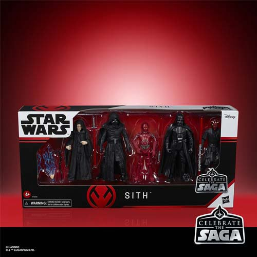 star wars celebrate the saga sith 10 cm