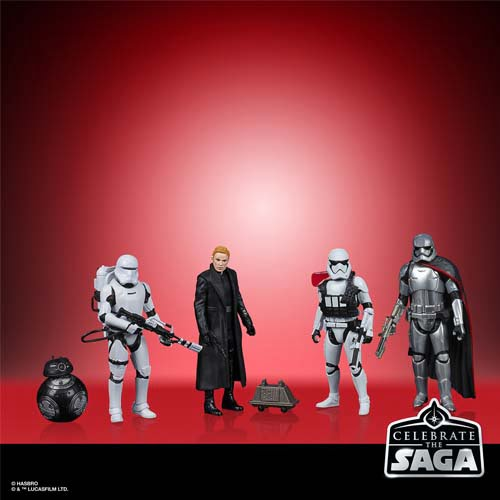 star wars celebrate the saga the first order 10 cm