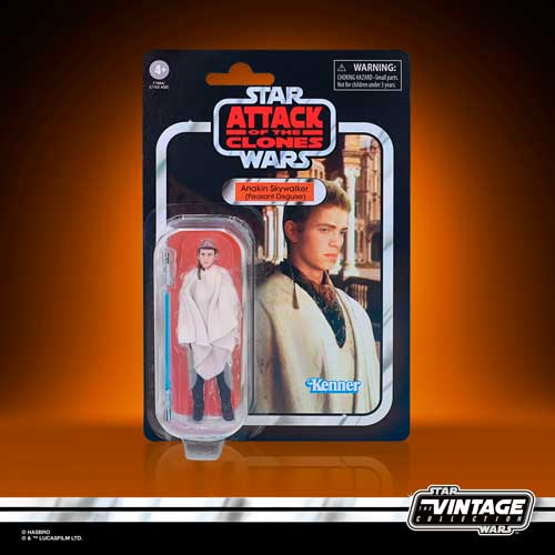 Anakin Skywalker Peasant Disguise Kenner Attack of the Clones