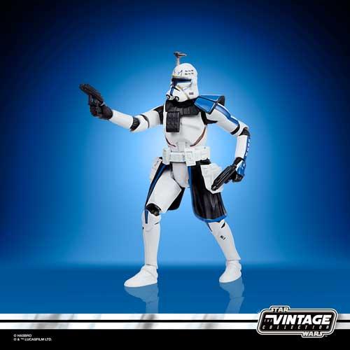 Figura Captain Rex The Clone Wars Kenner