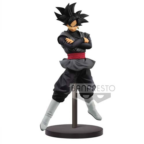 figura dragon ball goku black banpresto 17 cm