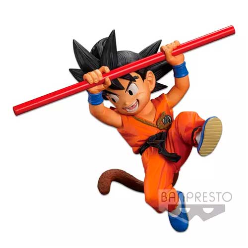 Figura Goku Kid Dragon Ball Super Banpresto