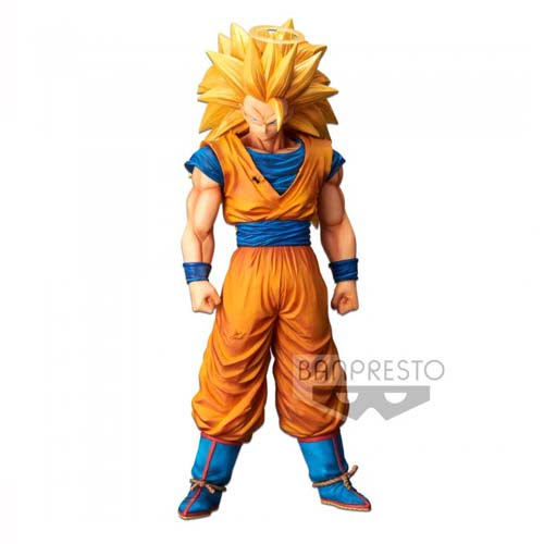 figura super saiyan 3 goku dragon ball z