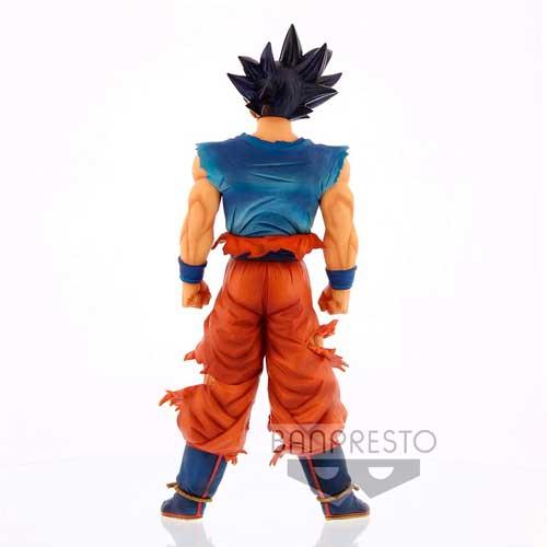 Figura Son Goku Ultra Instinct Sign Dragon Ball Super Grandista Nero