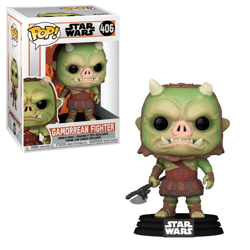 funko pop gamorrean fighter the mandalorian star wars