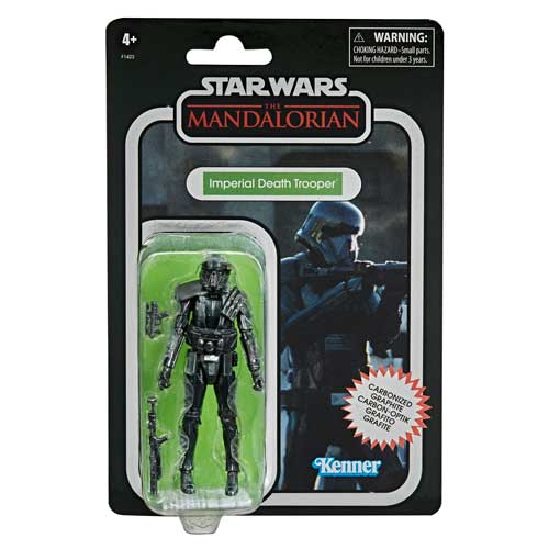 Imperial Death Trooper Carbonized Kenner