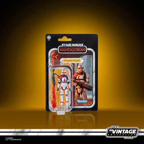 Incinerator Trooper Kenner The Mandalorian