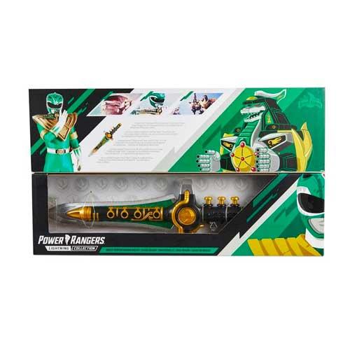 Power Rangers Lightning Collection Green Dragon Dagger Hasbro