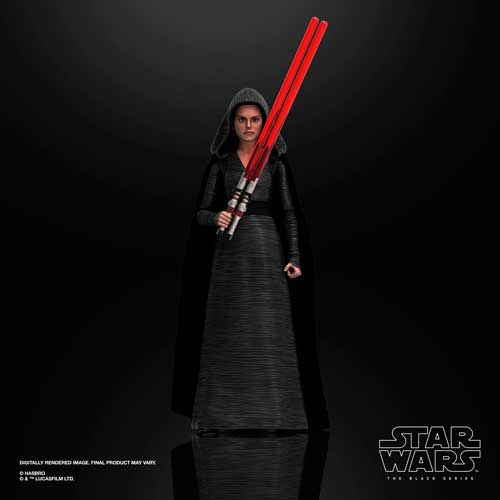 Rey Dark Side Vision Black Series The Rise Of Skywalker