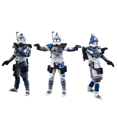 star wars the vintage collection 501st legion arc troopers