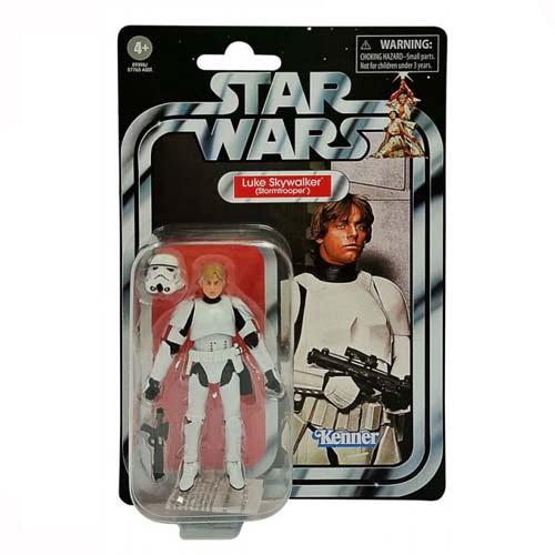 star wars vintage collection luke skywalker stormtrooper