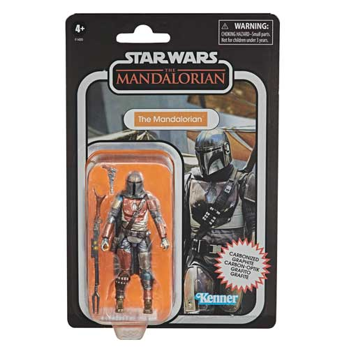 The Mandalorian Carbonized Kenner