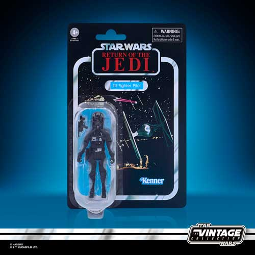 Tie Fighter Pilot Kenner Return Of The Jedi