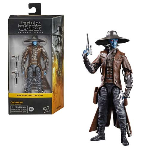 black series star wars cad bane the clone wars