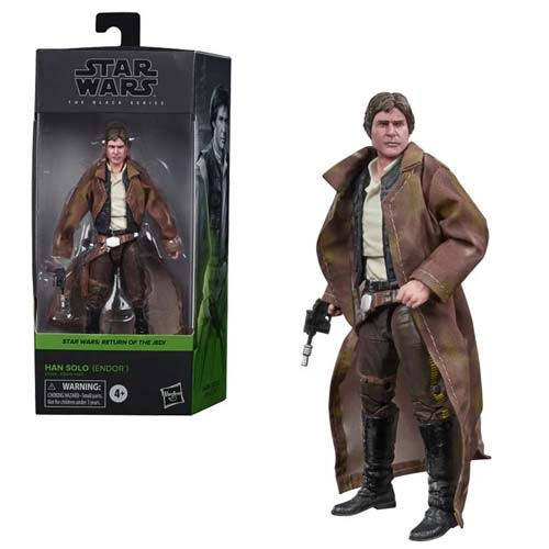 black series star wars han solo return of the jedi