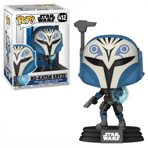 funko pop! the clone wars bo - katan star wars