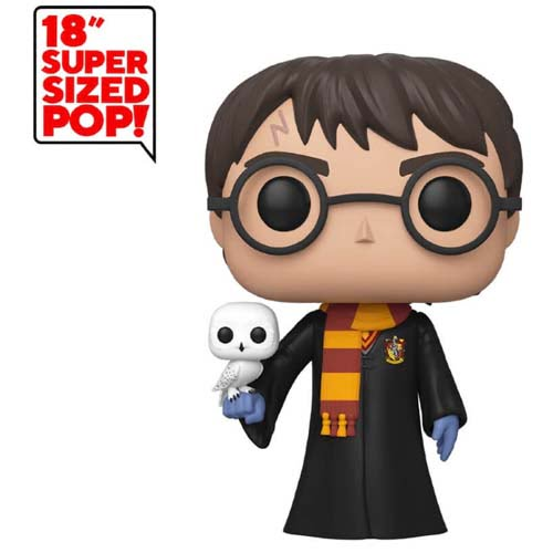funko pop! harry potter with hedwig 45 cm