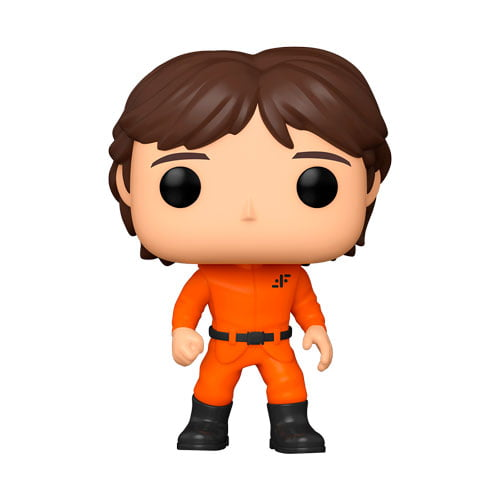 Funko Pop Serie V Mike Donovan