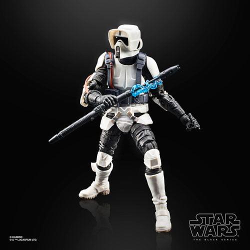 Scout Trooper Black Series Hasbro