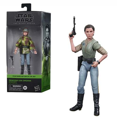black series star wars leia return of the jedi
