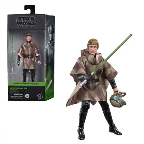 star wars black series luke skywalker return of the jedi