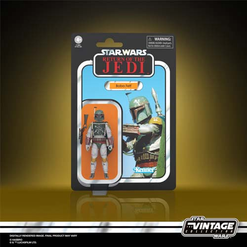 star wars the vintage collection boba fett return of jedi