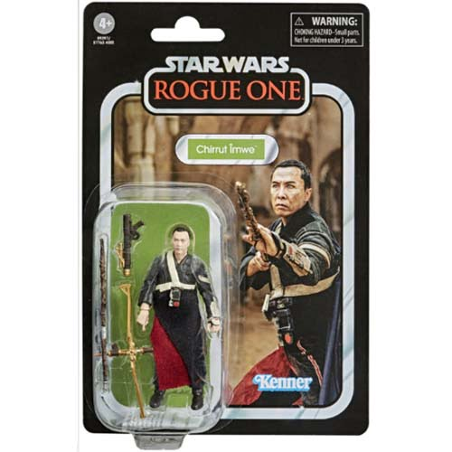 Star Wars The Vintage Collection Chirrut rogue one