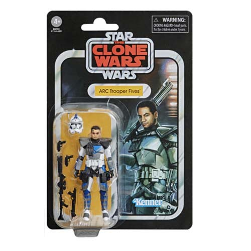 star wars the vintage collection fives arc trooper