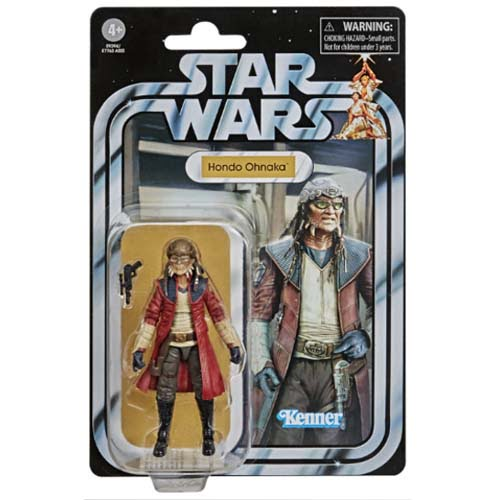star wars the vintage collection hondo kenner