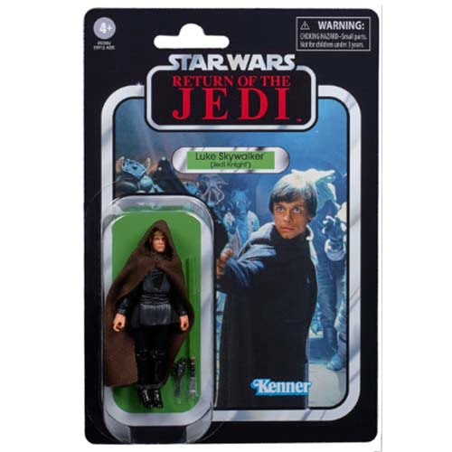star wars the vintage collection luke skywalker jedi