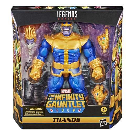 marvel legends thanos 15 cm hasbro