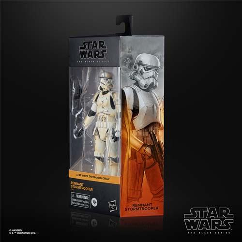 star wars black series remnant stormtrooper the mandalorian