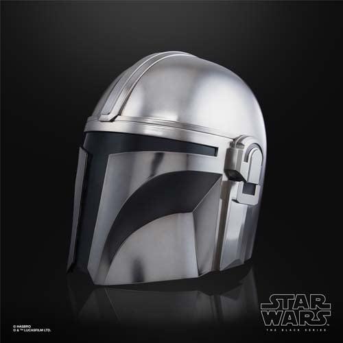 star wars the black series the mandalorian electronic helmet