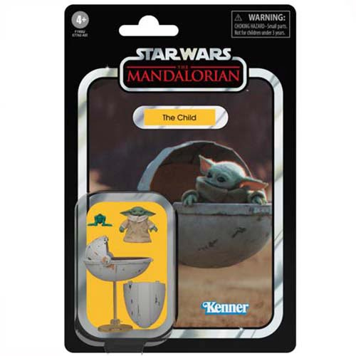star wars the vintage collection the child the mandalorian